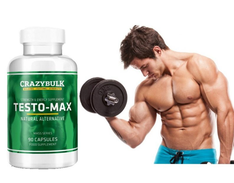 Testo-Max Review Legal Steroid Alternative From Crazybulk